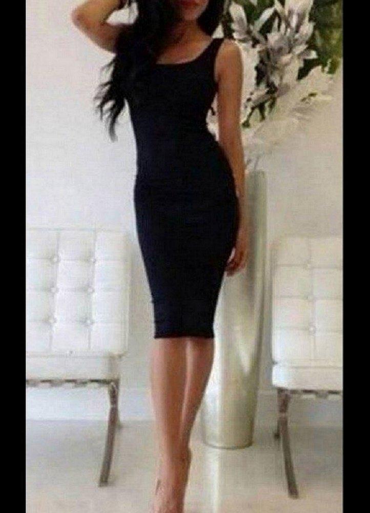 7d3d533ae13 Φόρεμα midi χιαστί στην πλάτη - Parizianista.gr