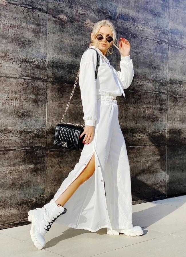 ιριδίζον set φόρμες