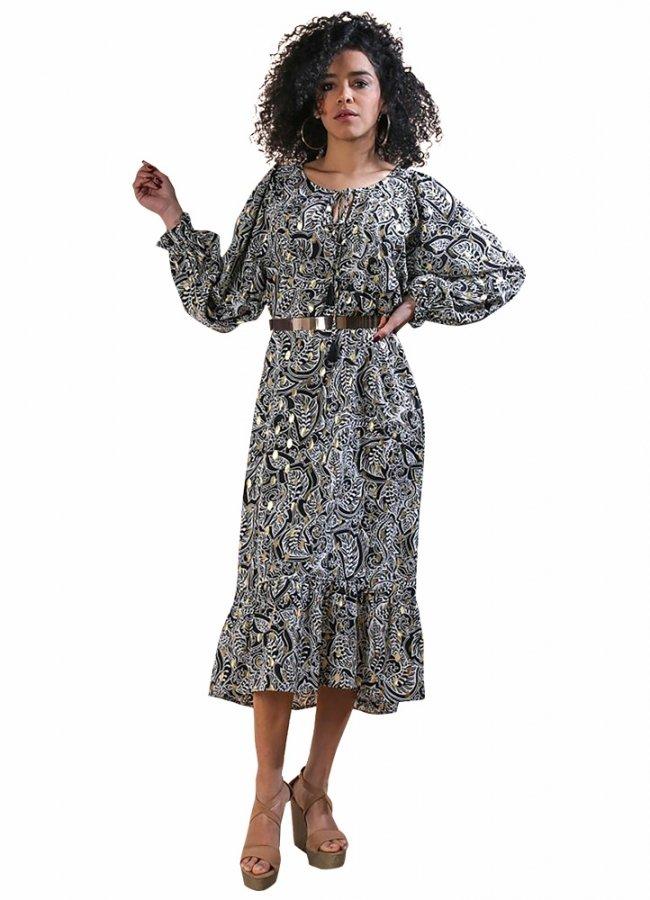 λαχουρ φόρεμα