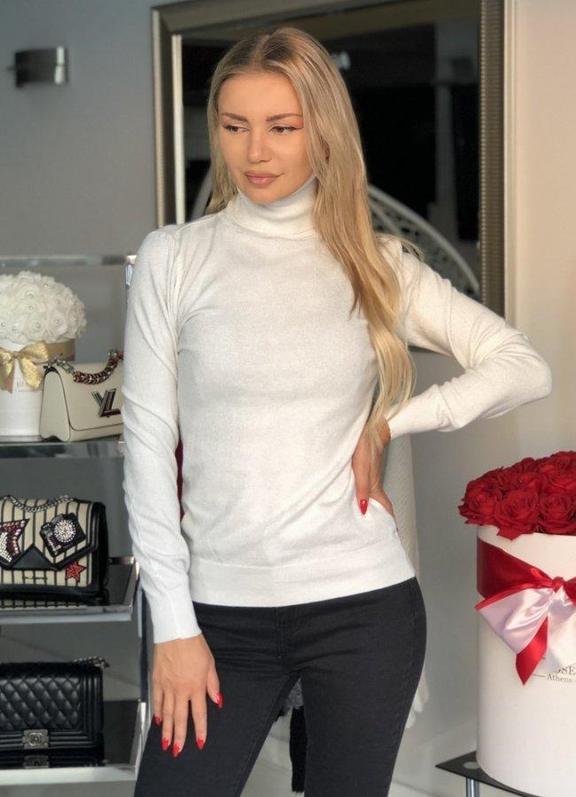 lurex μπλούζα ζιβάγκο