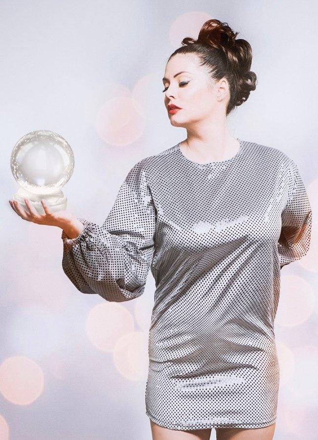 μίνι φόρεμα παγιέτα by Maria Korinthiou Collection - Ασημί αρχικη   ρουχα   φορεματα   mini