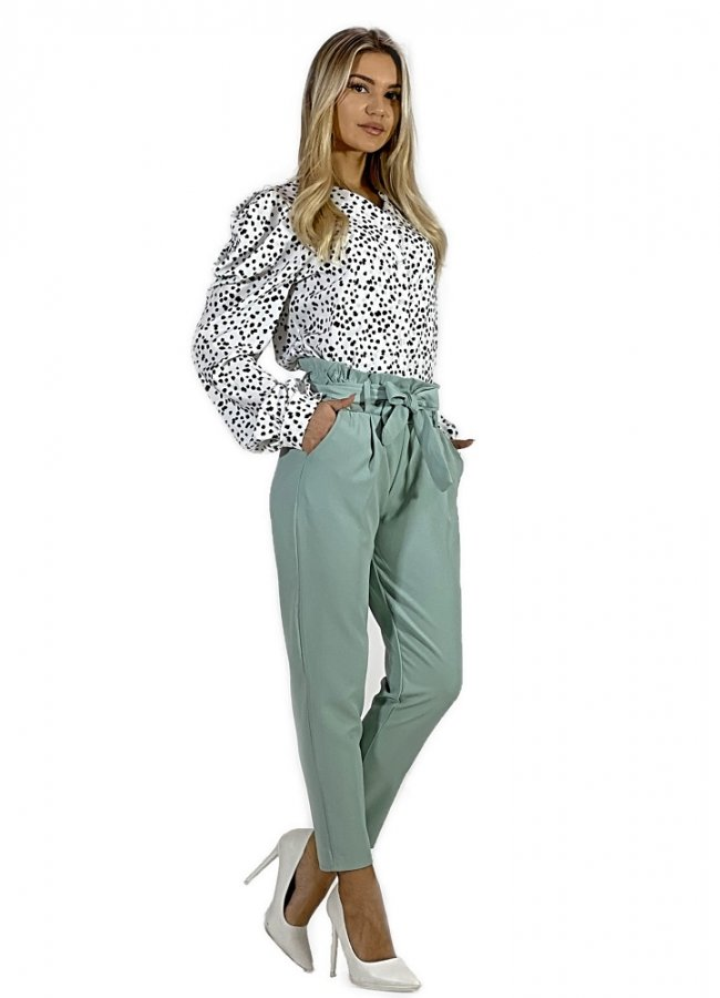 παντελόνι ελαστικό με τσέπες