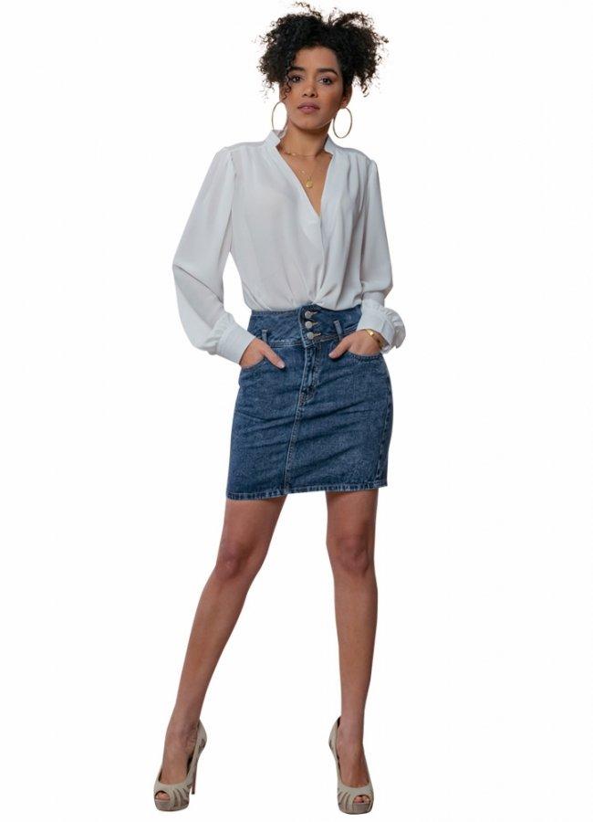 ψηλόμεση φούστα