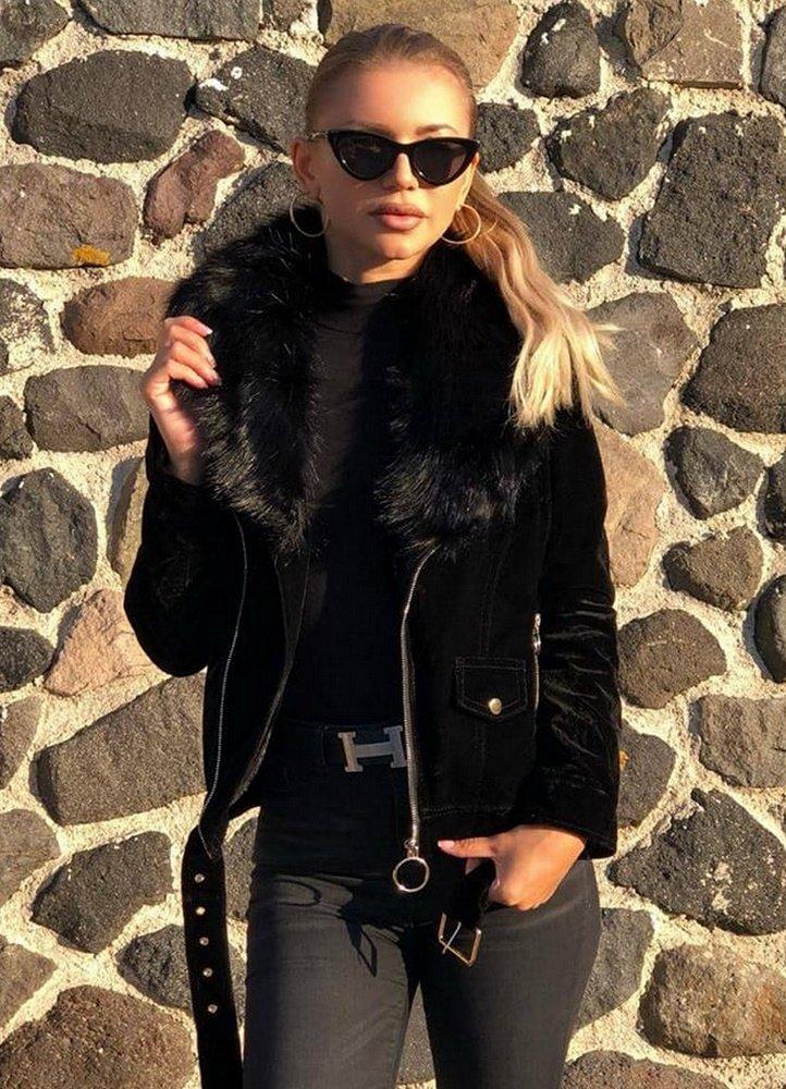Βελουτέ bomber jacket - Parizianista.gr 422fee13614